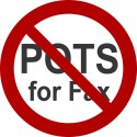 No POTS for Fax